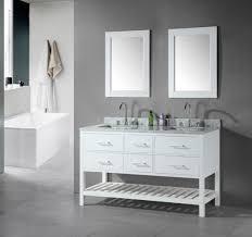 Double Vanity Lowes Double Sink Bathroom Vanity Lowes Toiletry Shelves Lacquered Teak