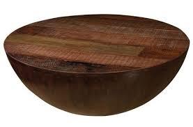 reclaimed wood round coffee table ryan reclaimed wood round coffee table 48 zin home contemporary 7