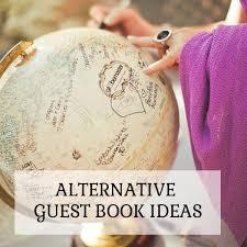 alternative wedding guest book ideas alternative guest book ideas for summer weddings