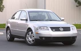 2004 volkswagen passat information and photos zombiedrive