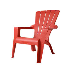 Stackable Plastic Patio Chairs by Us Leisure Chili Patio Adirondack Chair 167073 The Home Depot