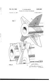 patent us2925966 folding fin or wing for missiles google patents