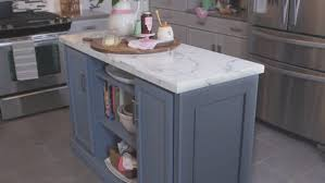 how to kitchen island from cabinets diy kitchen island from stock cabinets