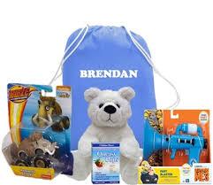 Gift Baskets For Kids Kids Backpack Get Well Gift Basket Monogrammed For Boys