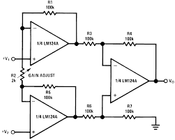 lmc6001 ultra low input current amplifier ti com png wiring