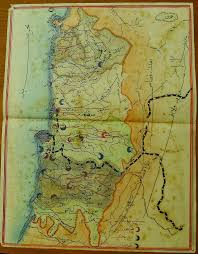 Map Of Ottoman Empire Afternoon Map A Cartographic Companion To World War One In The