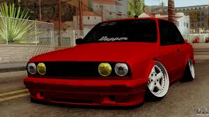 Bmw M3 E30 - bmw m3 e30 for gta san andreas