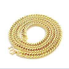 wholesale jewelry necklace chains images Gnimegil free shipping 8mm 52cm high quality mens necklace chain jpg
