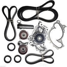 lexus es300 water pump timing belt kit lexus es300 1994 2001 with mitsuboshi brand belts