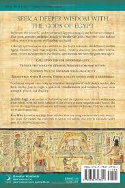 amazon com invoking the egyptian gods 9780738727301 judith