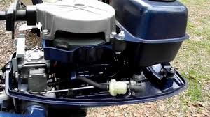 5 hp nissan 2 stroke youtube