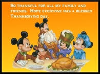 disney thanksgiving pictures photos images and pics for