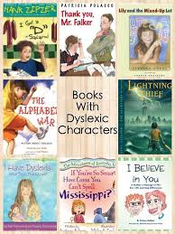children u0027s books with dyslexic characters great books for kids