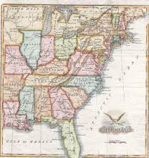 Map Of The United States In 1840 by 1830 U0027s Pennsylvania Maps