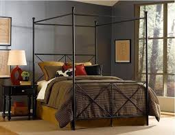 full size canopy bed frame king size u2014 modern storage twin bed design
