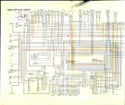 datsun 200sx 1980 wire diagram auto genius vectra b wireing