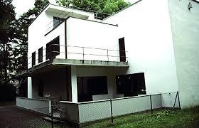 bauhaus home 20th century architecture walter gropius
