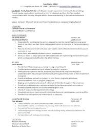 social worker resume template school social work resume sle school social work resume