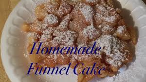 episode 75 homemade funnel cakes requested recipe and 1 6k