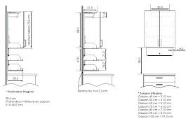 profondeur plan de travail cuisine largeur plan de travail cuisine largeur plan travail cuisine