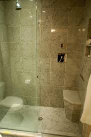 Showers Without Glass Doors Decoration Open Shower Ideas Size Of Bathroom Small