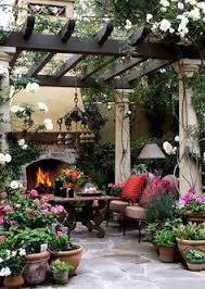 Patio Design Ideas For Your Beautiful Garden Hupehome by Atrium Design Brings Together Indoor And Outdoor Living And Allows