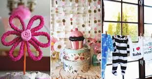 21 diy baby shower decorations to and spoil any new to be