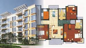 Modern Apartment Plans Pueblosinfronterasus - Apartment building design plans