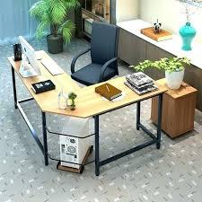 Diy L Shaped Computer Desk Diy L Shaped Computer Desk U Tandemdesigns Co