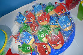 glamorous housewife pj masks party