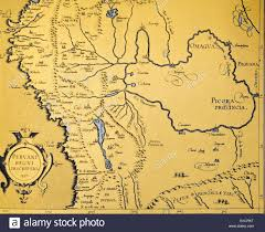 Colonial Map Spanish Colonial Map Stock Photos U0026 Spanish Colonial Map Stock