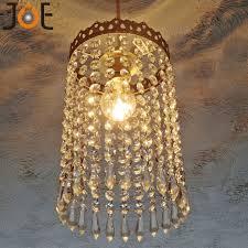 abat jour chambre gar輟n nouveautés cristal lustre cascade abat jour luminaires vintage