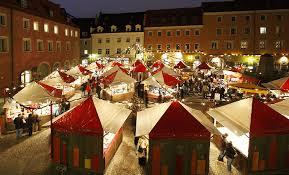 bavaria southern germany market in regensburg 2017