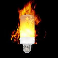 led flame effect fire light bulbs e27 e26 3528 smd 3 modes led flame effect fire light bulbs