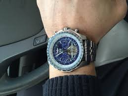 bentley mulliner tourbillon replica breitling bentley mulliner tourbillon blue dial stainless