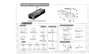 bed frames wallpaper hi def queen bed center support rail how to