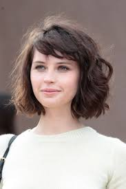 short hairstyle for wavy hair fade haircut