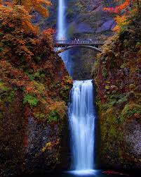 Usa Places To Visit Places To See At Least Once In Your Life Multnomah Falls Oregon