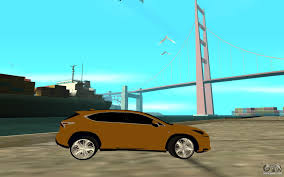 used lexus nx tampa lexus nx 200 f sport for gta san andreas