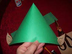 Cheap Holiday Craft Ideas - funny christmas hats labels costumes xmas ideas pinterest