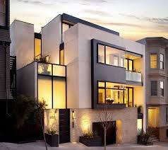 home interior and exterior designs luxury modern home exterior design of russian hill residence by