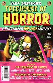 the simpsons halloween of horror bart simpson u0027s treehouse of horror 13 simpsons wiki fandom