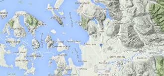 Map Of San Juan Islands Cliff Mass Weather And Climate Blog May 2016