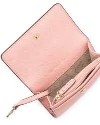 light pink michael kors handbag michael michael kors jet set travel coin purse pale pink
