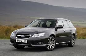 subaru legacy subaru legacy sports tourer review 2003 2009 parkers