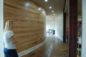 curved wood wall curved wood wall search interiors curved