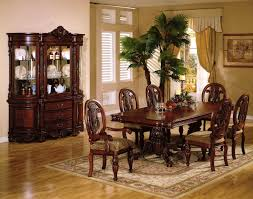 North Shore Dining Room by Furniture Wonderful Dining Room Furniture Set Fruitwood Pecan