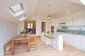 Kitchen Diner Extension Ideas Kelly And Darren Have Updated An Existing Extension To Create A