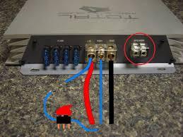 honda how to install aftermarket amplifier honda tech