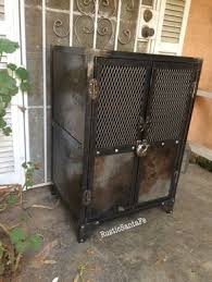 Locked Liquor Cabinet Buy A Hand Crafted Industrial Steel Locking Liquor Cabinet Made
